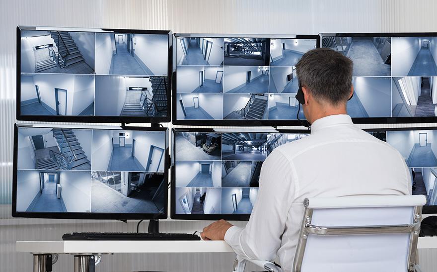 Boks 4 strona główna - Monitoring systemów alarmowych