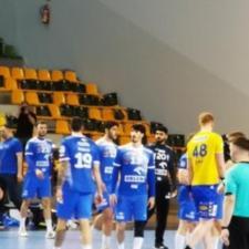 mecz w ramach półfinału Pucharu Polski Łomża VIVE Kielce 2