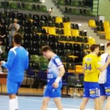 mecz w ramach półfinału Pucharu Polski Łomża VIVE Kielce 7